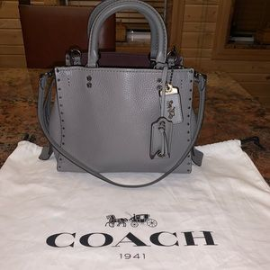 Coach 1941 Rouge with tea rose detailing
